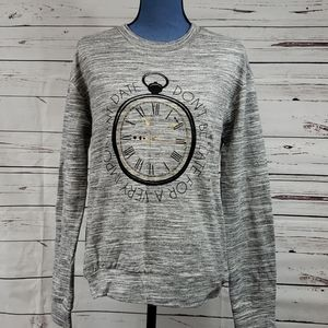 NWT Alice in Wonderland Disney Sweatshirt